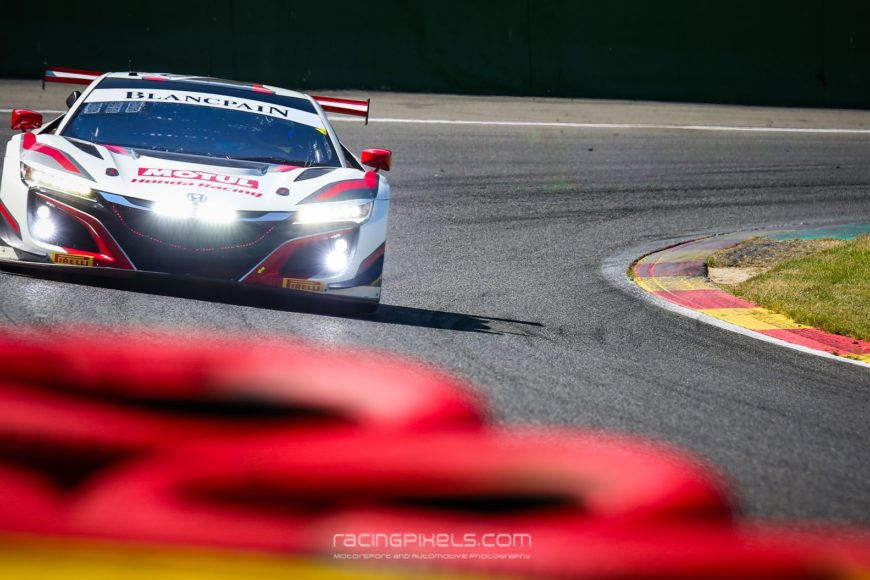 24 Hours of Spa – Testday – 2019