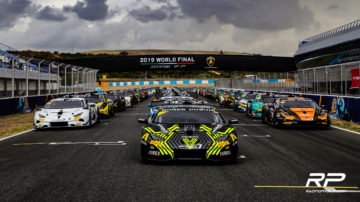 Lamborghini Super Trofeo World Finals 2019